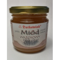 Heather honey 250g