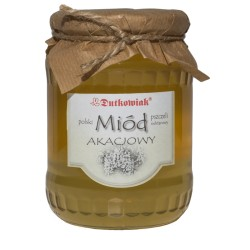 Акациевый мёд