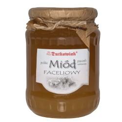 Phacelia honey (scorpionweed)