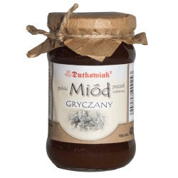 Buckwheat flower honey 400g