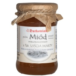 Meadow honey from the Warta...