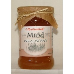 Heather honey 400g