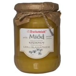 Linden- und Kornblumenhonig...